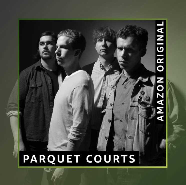 "​Parquet Courts Cover Neil Young's ""We R in Control"""