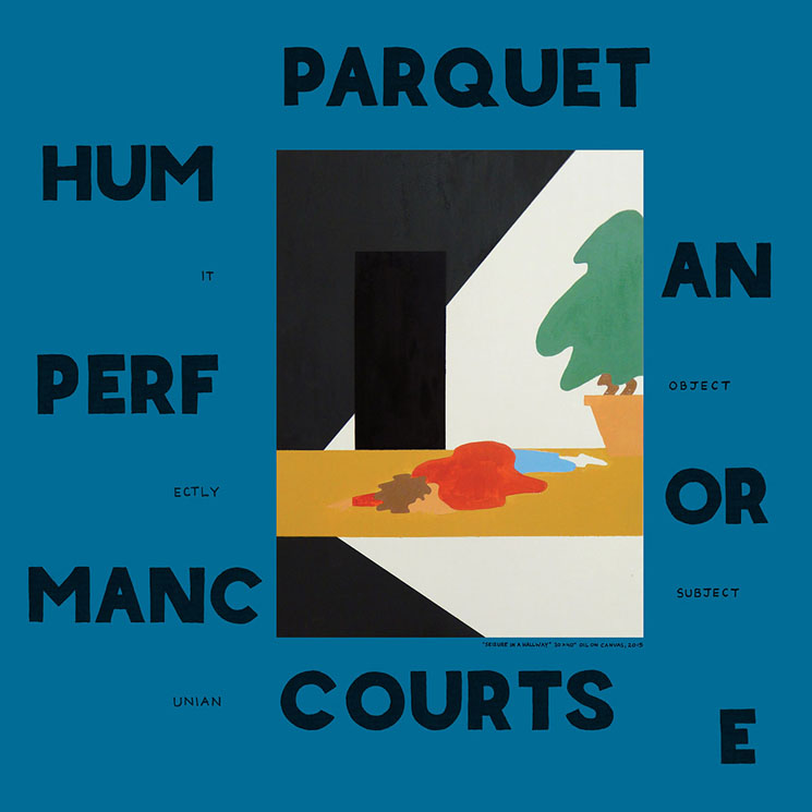 "Parquet Courts Announce 'Human Performance' LP and Tour Dates, Debut ""Dust"" Video"