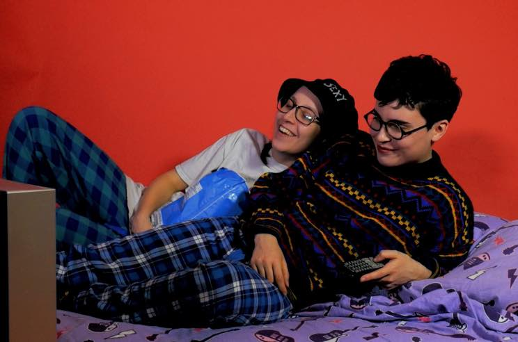 "​Watch Partner Ditch Work for PJs and Pizza in ""Comfort Zone"" Video"