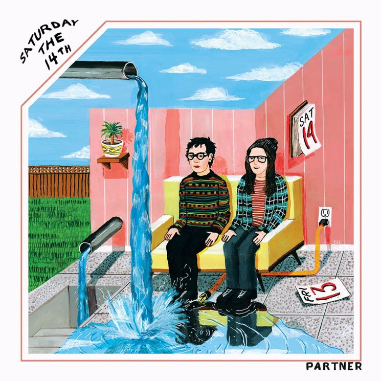 "​Partner Announce 'Saturday the 14th' EP, Share New Single ""Long and McQuade"""