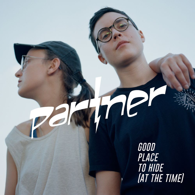 Partner Share New Single 'Good Place to Hide (At the Time)'