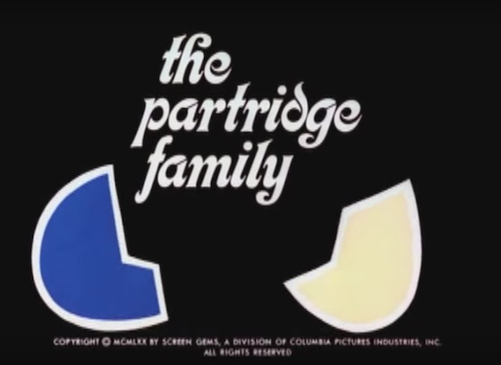 You Can Now Buy the Artwork from the Opening Credits of 'The Partridge Family'
