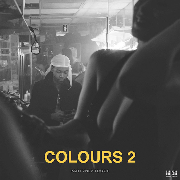 PARTYNEXTDOOR Releases New 'Colours 2' EP