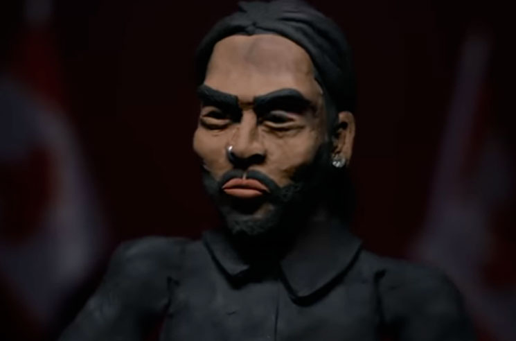 Watch PARTYNEXTDOOR Save Toronto in His Claymation Video for 'Loyal' with Drake