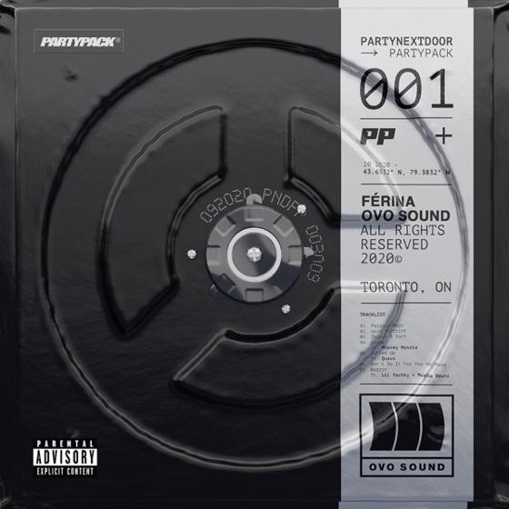 PARTYNEXTDOOR Unloads 'PARTYPACK' EP