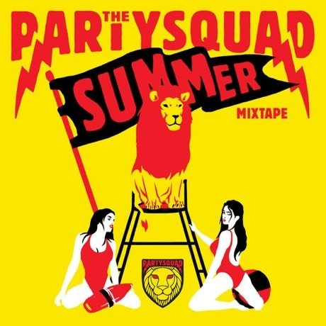 "M.I.A. & the Partysquad ""Gold"""