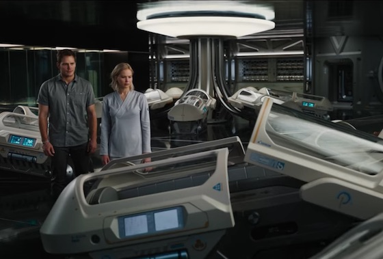 Chris Pratt Doesn't Understand Why Everyone Hated 'Passengers' So Much