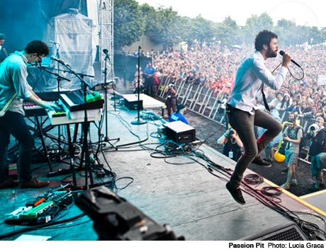 Passion Pit, Toro y Moi, Elephant Stone and the Ruby Suns Lead This Week's Can't Miss Concerts