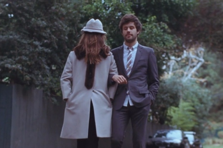 Passion Pit 'Carried Away' (video)