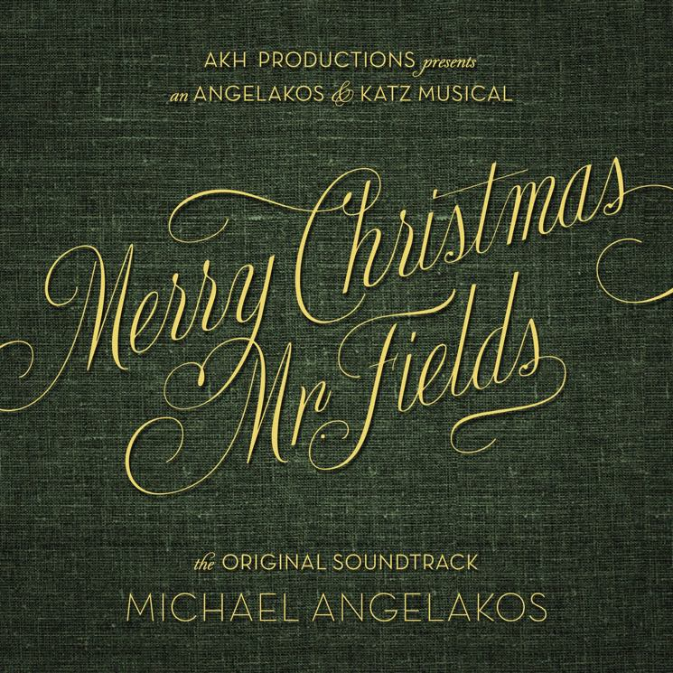 ​Passion Pit's Michael Angelakos Gets Festive with 'Merry Christmas, Mr. Fields' Project