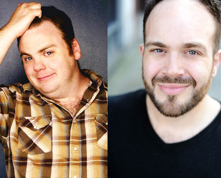 ​Darcy Michael / Pat Thornton Comedy Bar, Toronto ON, September 24