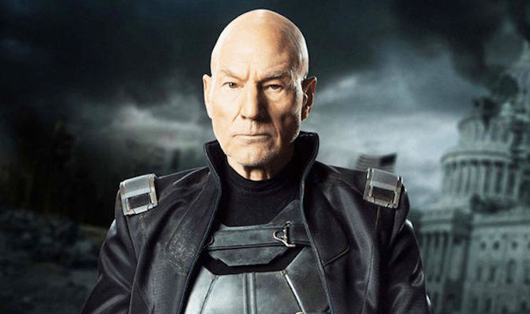 Patrick Stewart Says 'Logan' Is His Final X-Men Movie