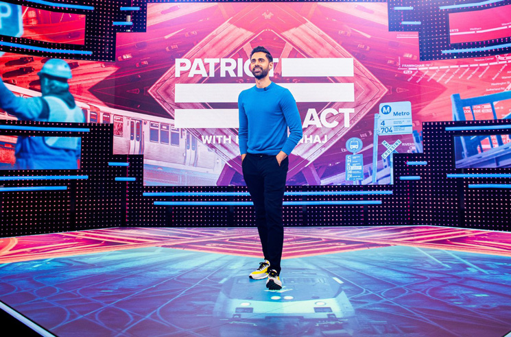 Netflix Cancels 'Patriot Act with Hasan Minhaj'