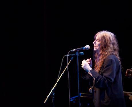 Patti Smith Queen Elizabeth Theatre, Toronto, ON, March 9