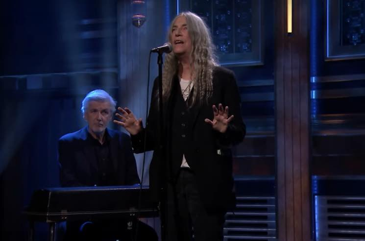 ​Watch Patti Smith Cover Neil Young's 'After the Gold Rush'