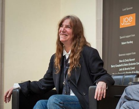Patti Smith Discusses Her Toronto Photography Exhibition, Dedicates Show to Robert Mapplethorpe