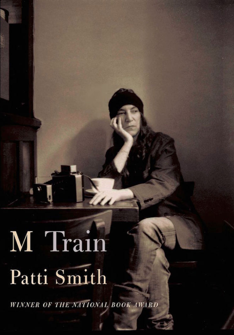 Patti Smith Reveals 'M Train' Memoirs