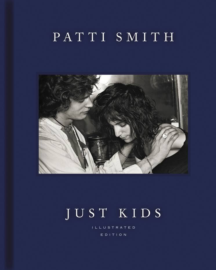 ​Patti Smith's 'Just Kids' Treated to Illustrated Re-release