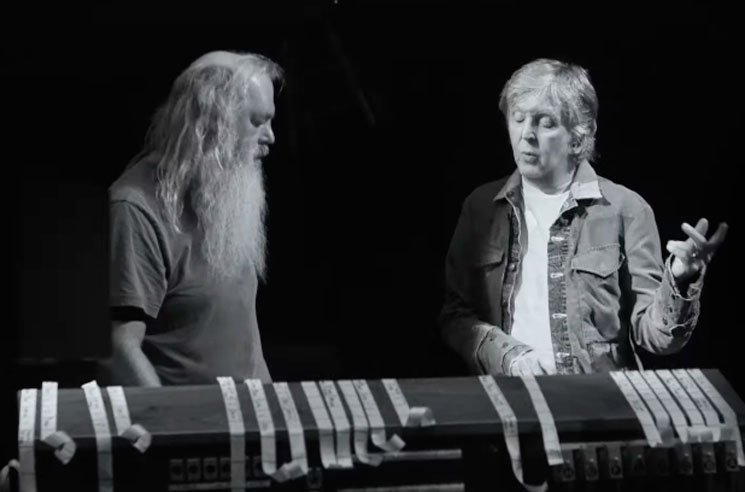 Paul McCartney Teams Up with Rick Rubin for New Documentary Series