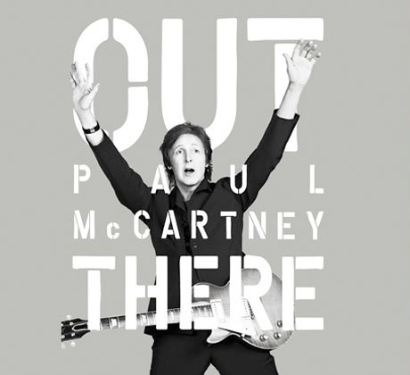"Paul McCartney Adds Canadian Dates to ""Out There"" Tour"