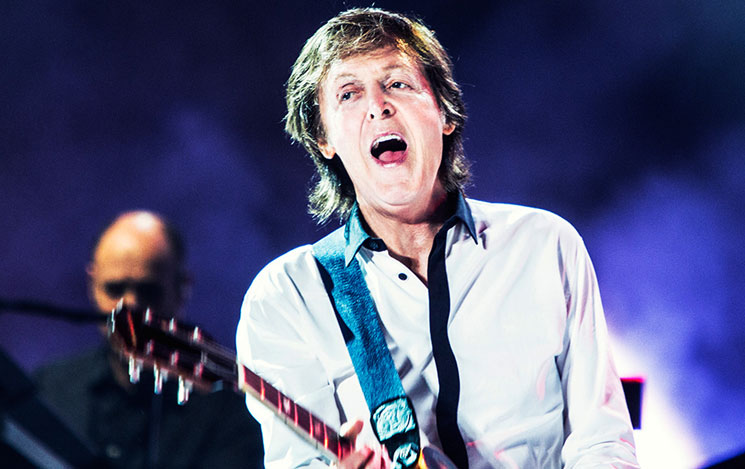 Paul McCartney Sues Sony over Beatles Copyright Ownership