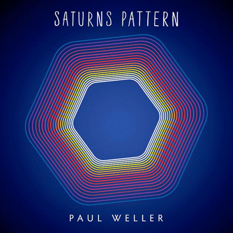 "Paul Weller ""Saturns Pattern"""