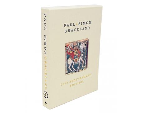 Paul Simon Details 'Graceland' 25th Anniversary Packages