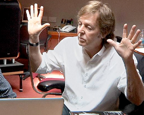 Paul McCartney Teams Up with 'Halo' Developers for New Project