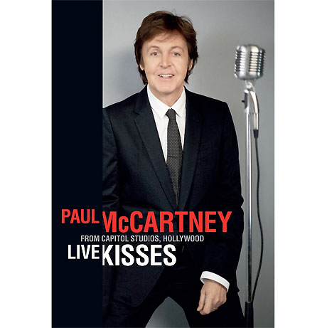 Paul McCartney to Release 'Live Kisses' Concert Film