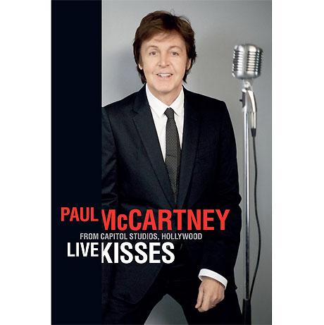 Paul McCartney to Release 'Live Kisses' Concert Film