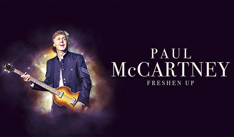Paul McCartney Announces Vancouver Concert