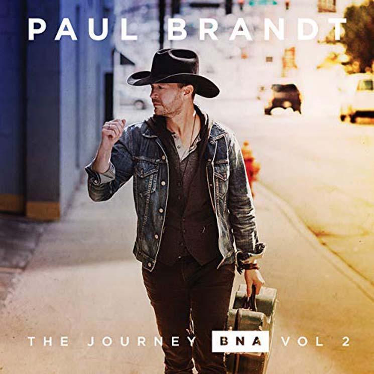 Paul Brandt The Journey BNA: Vol. 2