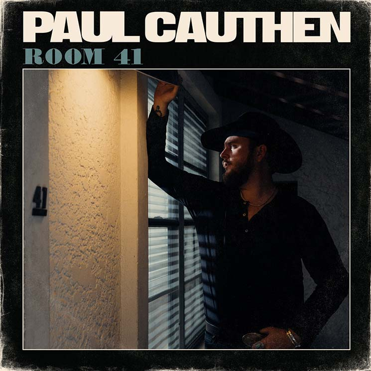 Paul Cauthen Room 41