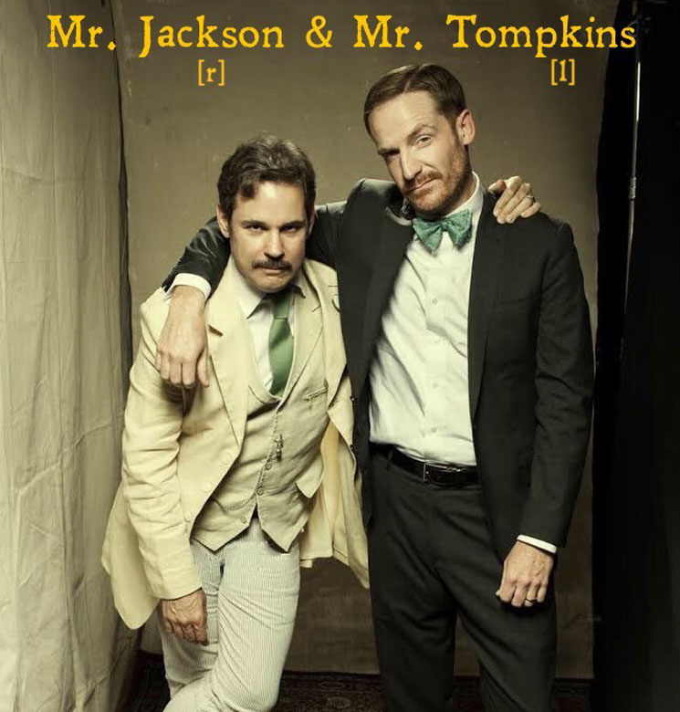 Marc Evan Jackson & Paul F. Tompkins JFL42, Toronto ON, September 23