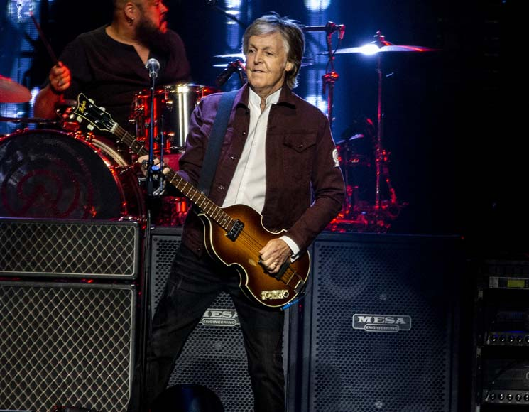 Paul McCartney Rogers Place, Edmonton AB, September 30