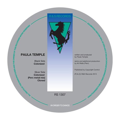 Paula Temple Colonized