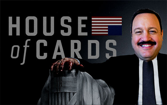 People Are Petitioning for Kevin James to Replace Kevin Spacey on 'House of Cards'