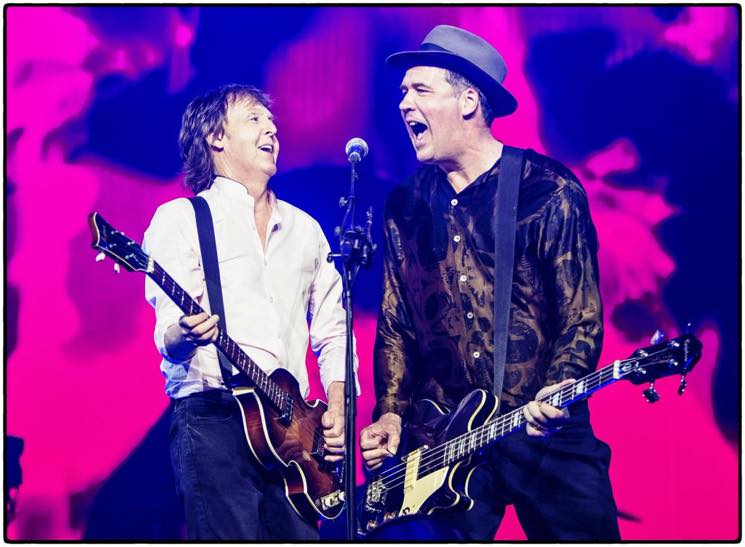 Watch Paul McCartney Play 'Helter Skelter' with Krist Novoselic