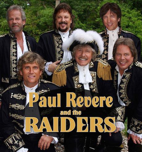 Garage Rock Organist Paul Revere Dead at 76
