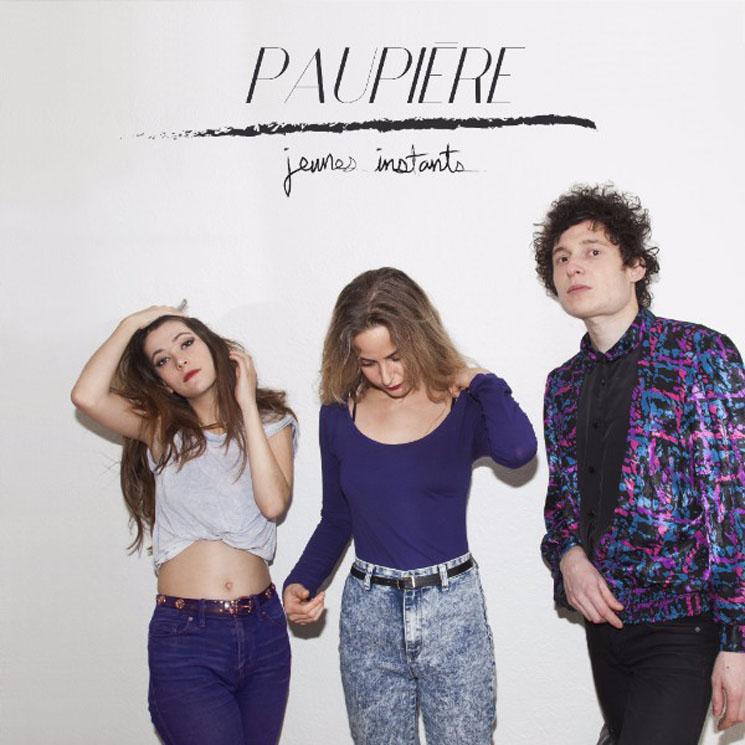 Paupière 'Jeunes Instants' (EP stream)