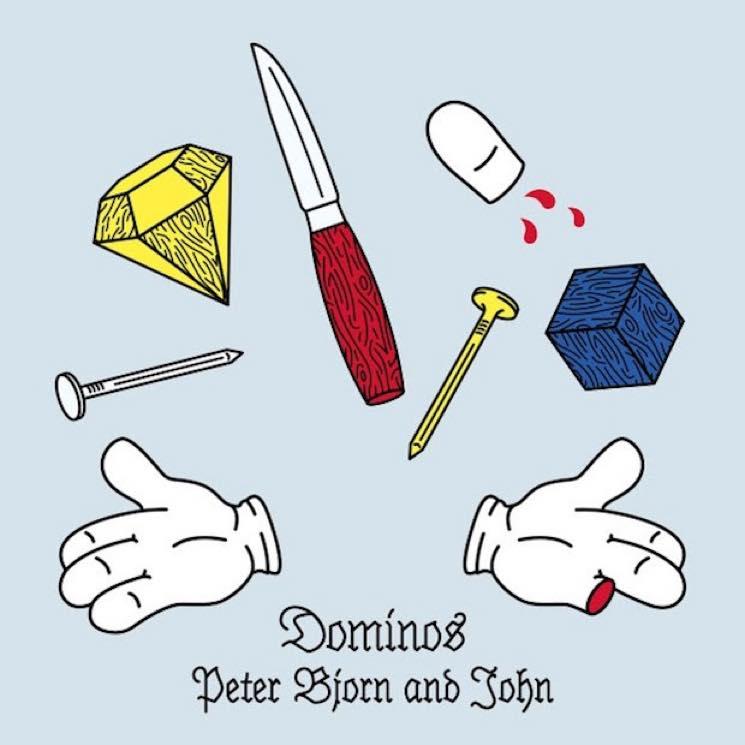 """Peter Bjorn and John """"Dominos"""""""