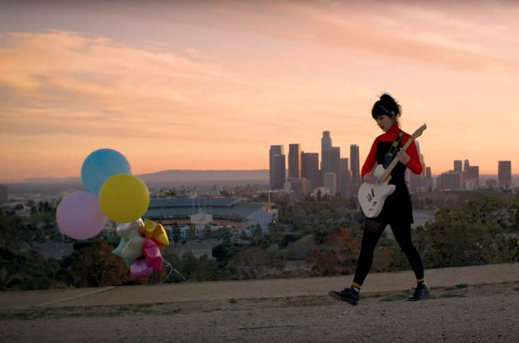 "Peach Kelli Pop ""Drug Store's Symbol of Happiness"" (video)"