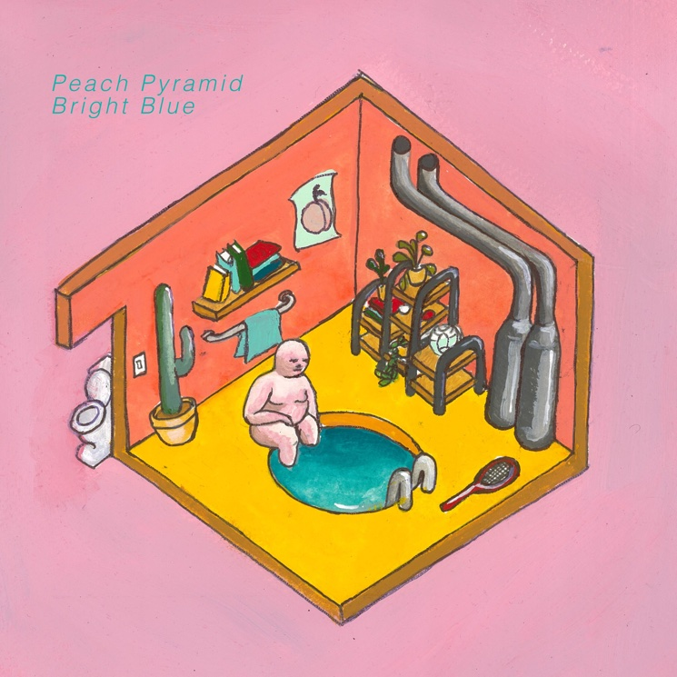 Peach Pyramid Announce 'Bright Blue' EP