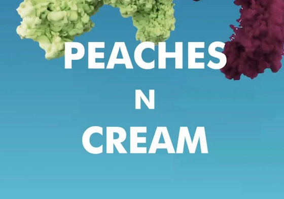 "Snoop Dogg ""Peaches N Cream"" (ft. Pharrell and Charlie Wilson) (lyric video)"
