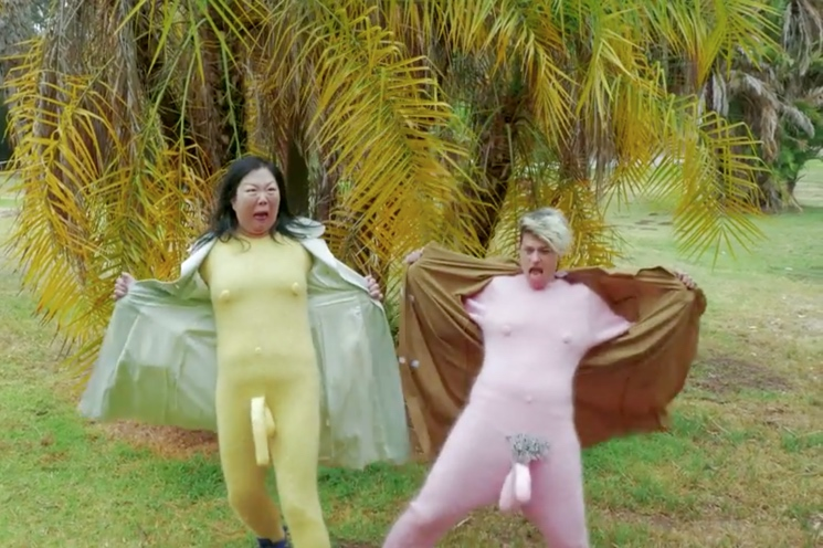 "Peaches ""Dick in the Air"" (video starring Margaret Cho)"