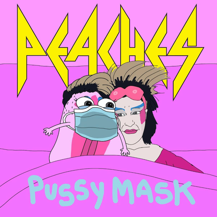 Peaches Preaches Pandemic Safety with New Single 'Pussy Mask'