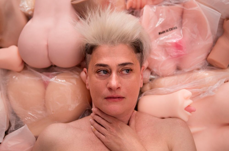 Peaches' Debut Art Exhibition 'Whose Jizz Is This?' Opens This Weekend