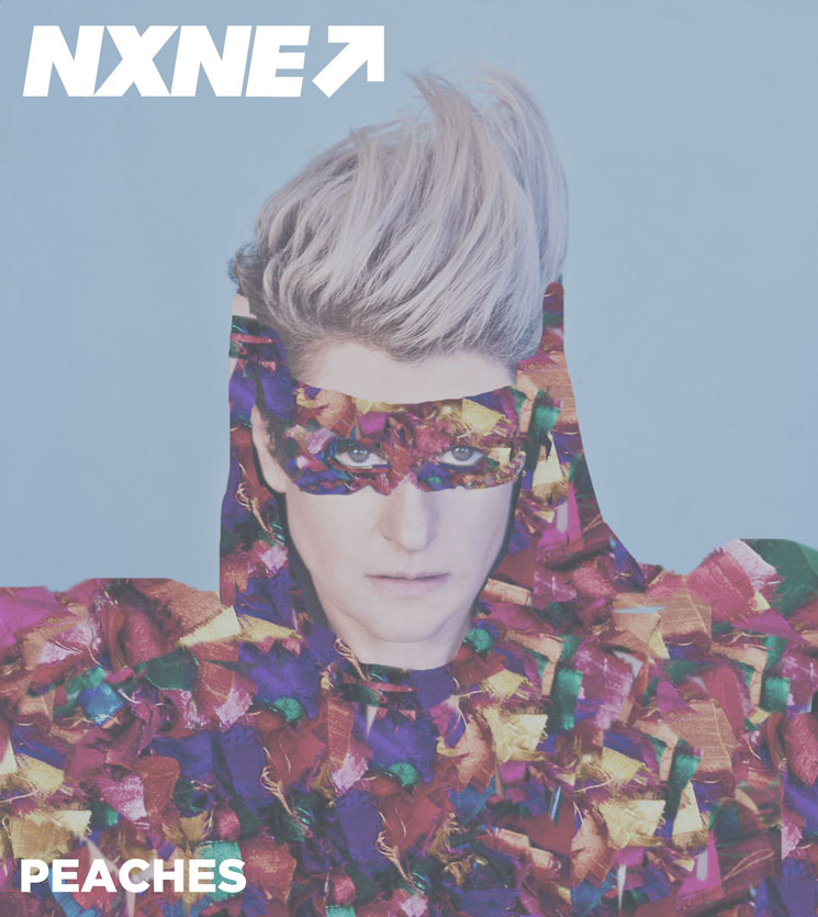 Peaches to Kick Off NXNE