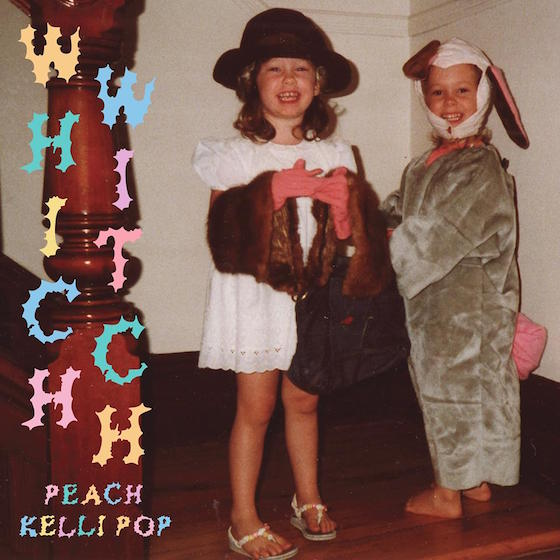 Peach Kelli Pop Which Witch