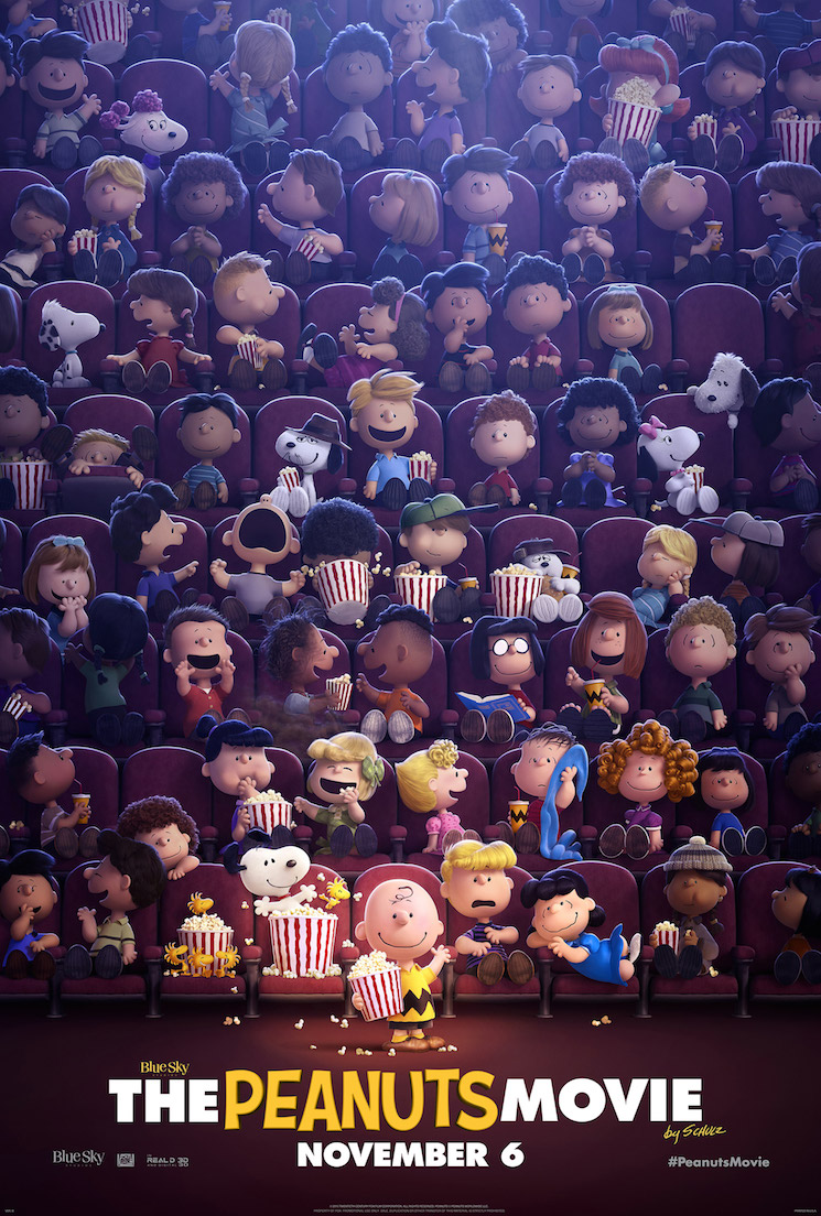 "The Peanuts Movie ""True to the Art"" (featurette)"